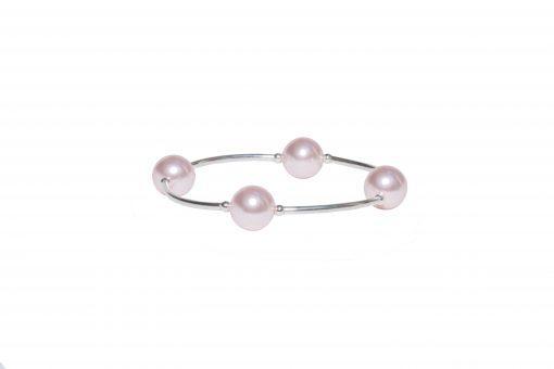 Blessing Bracelet - Pink Shell