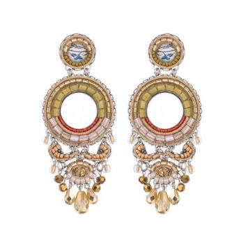 Ayala Bar Shifting Sands, Elenora Earrings