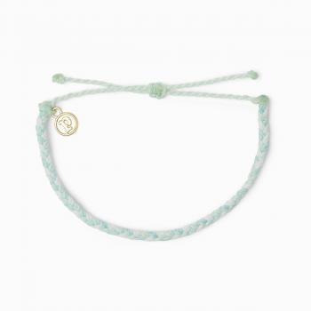 Pura Vida Multi Mini Braided Bracelet in Cool Shorline
