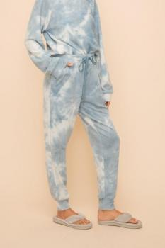 TIE DYED  TERRY JOGGER