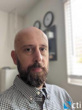 Meet CTI's Software Engineer's: Dino Tufekcic