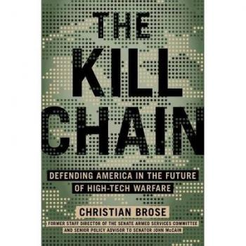 CTI's, Steven Turner, discusses key takeaways from The Kill Chain by Christian Brose