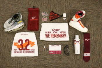 CTI CEO participates in Virginia Tech 2021 Virtual Run in Remembrance