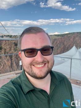 Meet CTI's Software Engineers: Marc Christensen
