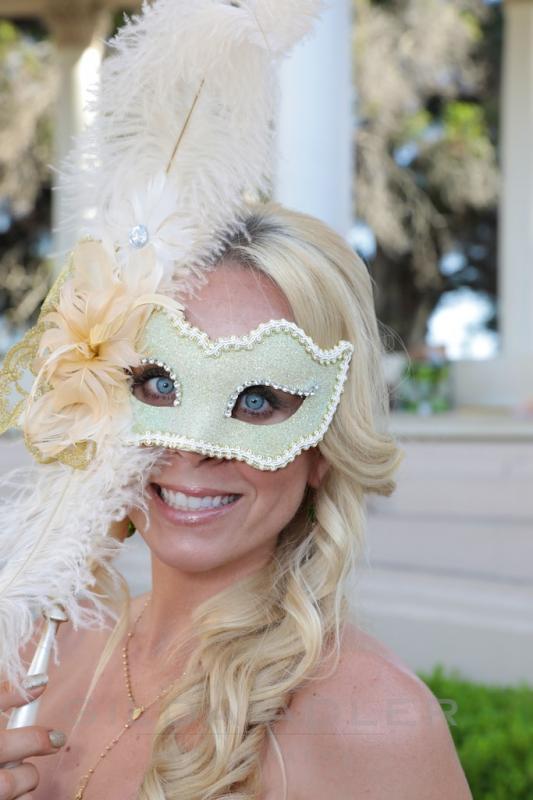 Patrons of the Prado Masquerade Gala