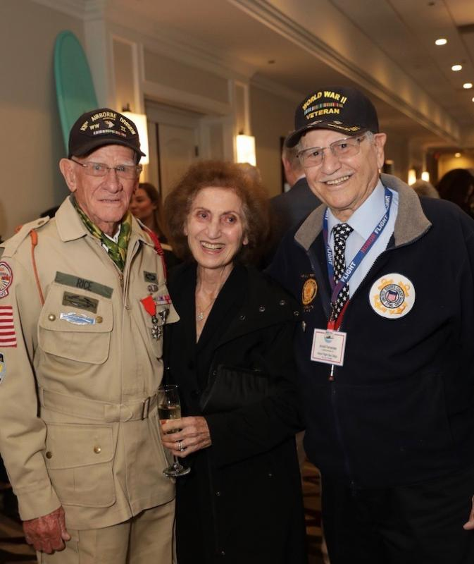 Honor Flight San Diego Gala