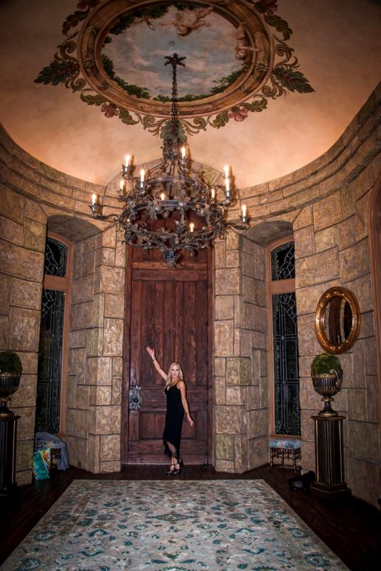 Enchanted Evening at Enchante Chateau