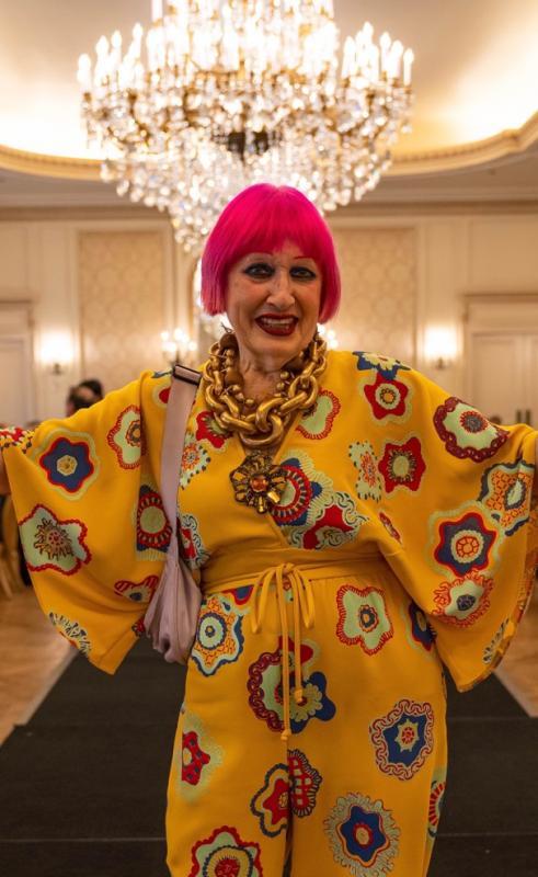 Dame Zandra Rhodes Luncheon
