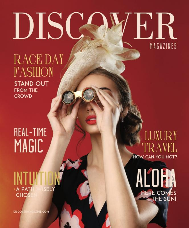 Discover Magazines