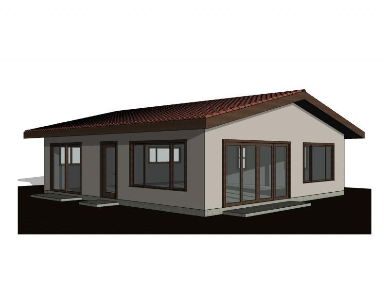 2 Bedroom Exterior A