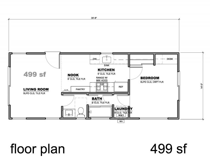 1 Bedroom PRADU