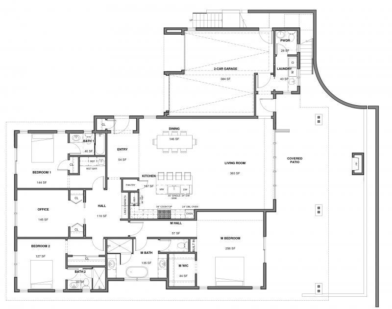 Residence Floor Plan