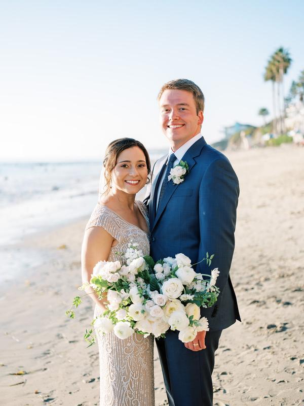 Mirco Wedding at Surf and Sand Resort