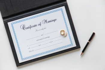 The Steps Needed To Get Your Marriage License