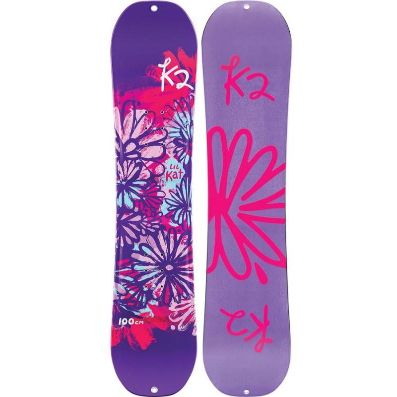 Girls K2 Lil Kat Snowboard