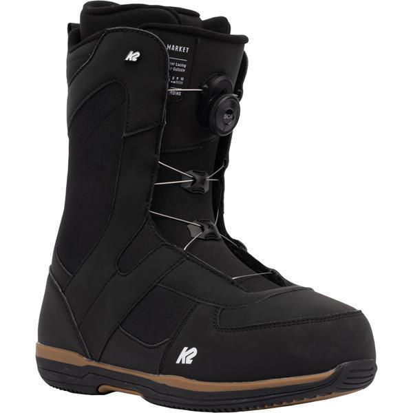 Mens K2 Market Snowboard Boot