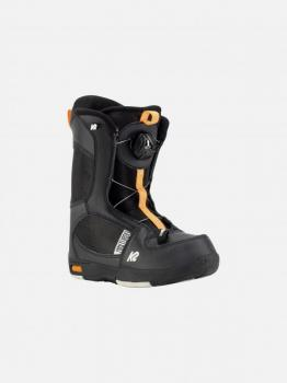 Boys K2 Mini Turbo Snowboard Boot