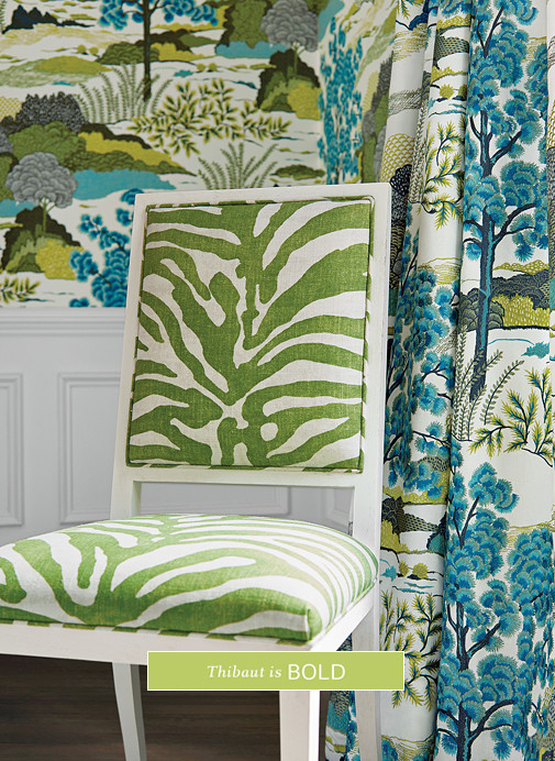 blog thibaut bold fabric