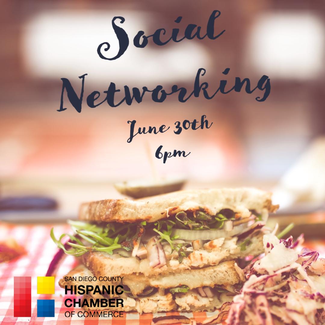 SDCHCC Social Networking