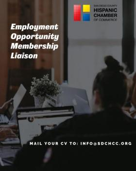Employment Opportunity - Membership Liaison