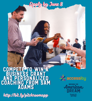 Brewing the American Dream Pitch Room -$10K Grant Opportunity for Businesses